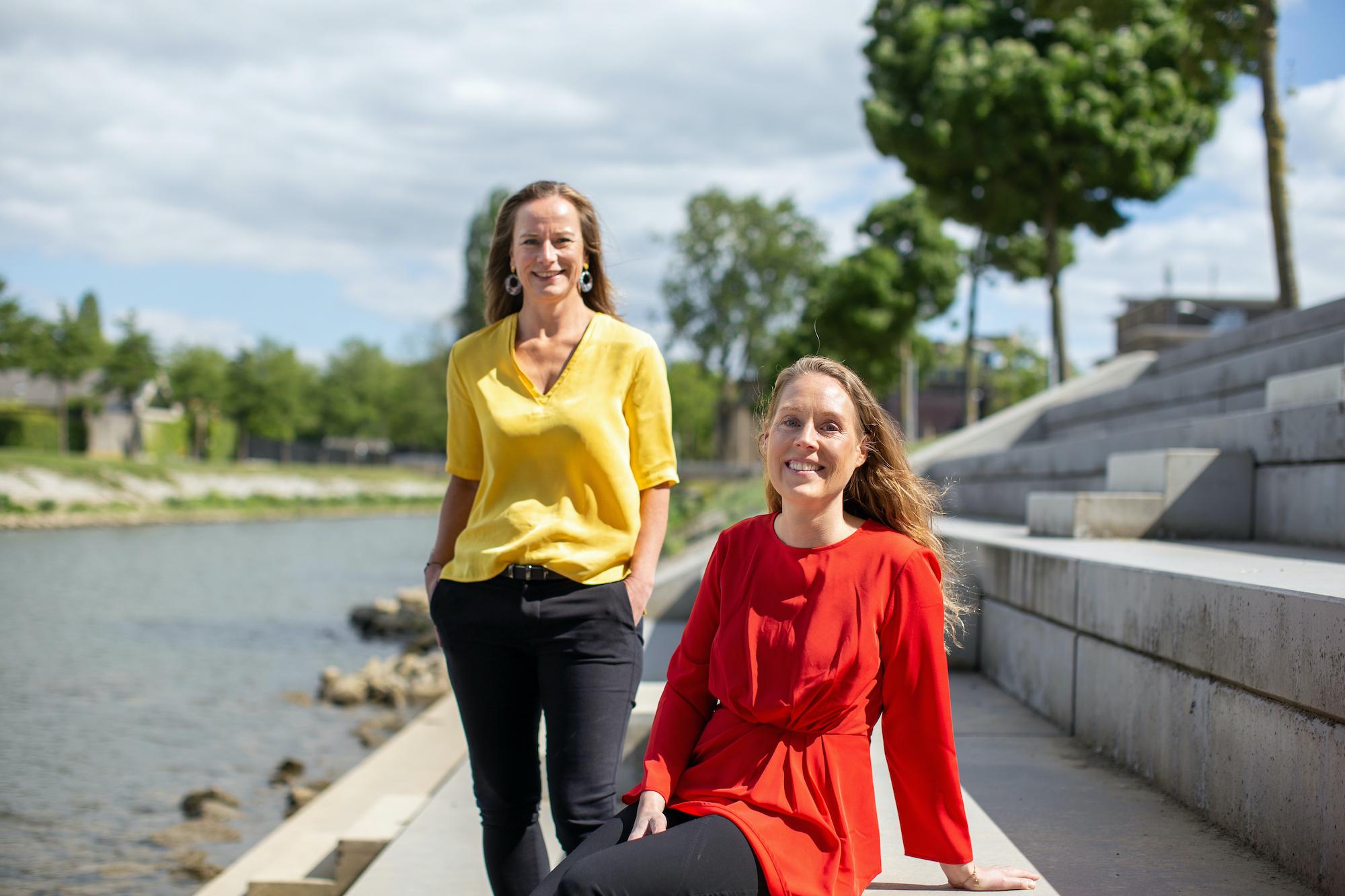 Sascha Murk en Inge Sijpkens | Bouwen aan een sterk werkgeversmerk klein